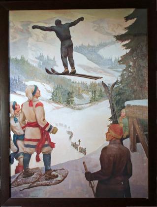 Winter Sports 1930